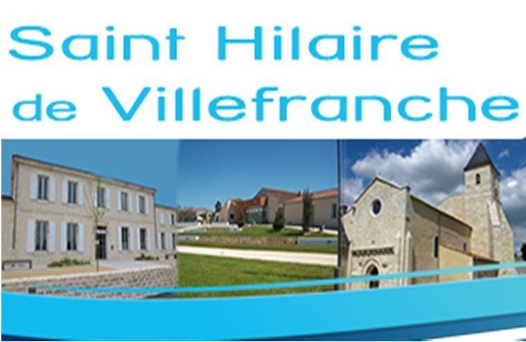 Commune de St-Hilaire-De-Villefranche